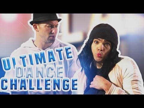 Ultimate Dance Challenge: Matt Steffanina & Trixie