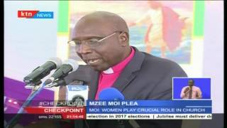 Former president Daniel arap Moi has lauded the important role played by women in the development of churches in Kenya. The former president said this goes a...