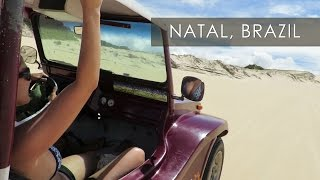 Natal Brazil  City new picture : Natal Beaches & Buggies - Travel Deeper Brazil (Ep. 7)