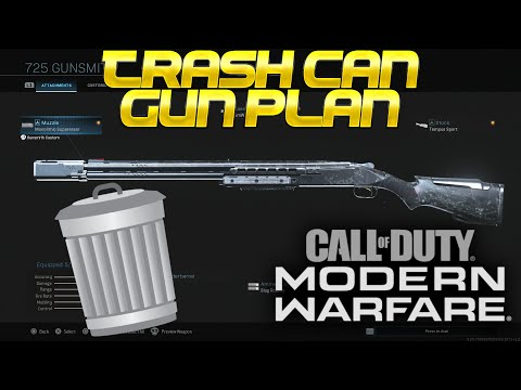 Modern Warfare - We Found A Sleeper Class?!? - Trash Can Gun Plan EP.8