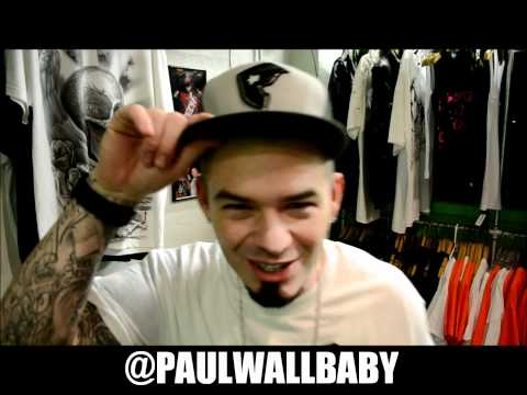 video:PAUL WALL AT CERTIFIED CUSTOMS!