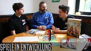 """Wir waren bei """"Spiele in Entwicklung"""" in Stuttgart unterwegs.Links:http://stadt-land-spielt.de/de/das-projekt.htmFacebook: www.facebook.com/spieleabendtv----------------------------------------------------Wenn euch unsere Videos gefallen, dann freuen wir uns auf ein weiteres Abo. =) Wenn nicht, dann könnt Ihr uns den Grund gerne mitteilen.www.spieleabendtv.de"""