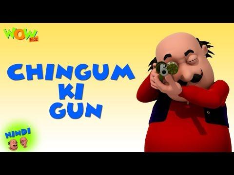 Video Chingam Ki Gun | Motu Patlu in Hindi | 3D Animation Cartoon | As on Nickelodeon download in MP3, 3GP, MP4, WEBM, AVI, FLV January 2017