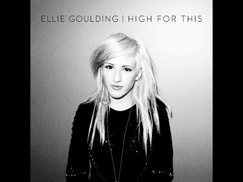 Ellie Goulding - High For This (The Weekend Cover) [Audio]