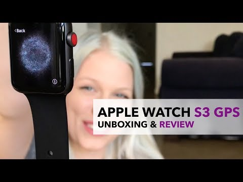 Apple Watch Series 3 GPS | Review And Unboxing