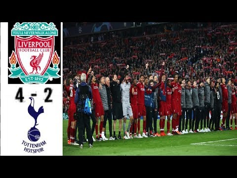 Liverpool vs Tottenham 4-2 All Goals & Extended Highlights ( English Commentary ) 2019 HD