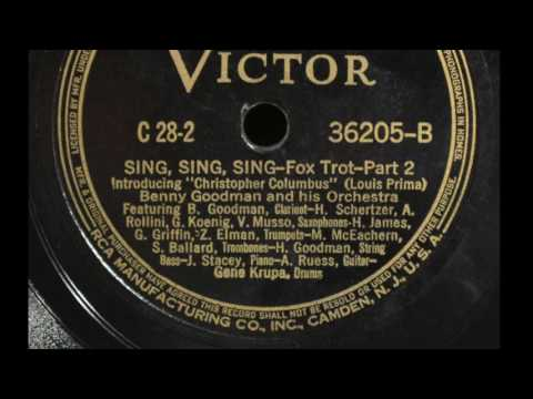 Video Benny Goodman And His Orchestra-