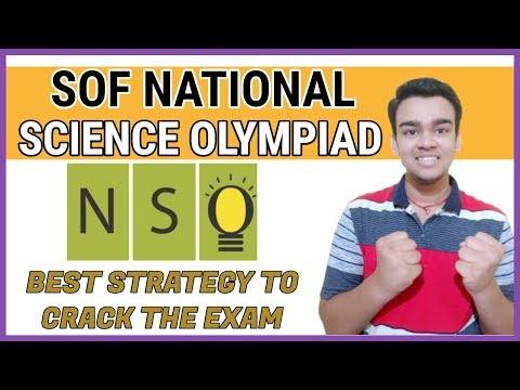 SOF National Science Olympiad | Detail information about NSO |  Books and Questions