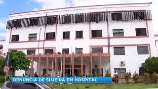 Sujeira no Hospital Regional de Sorocaba preocupa pacientes e familiares