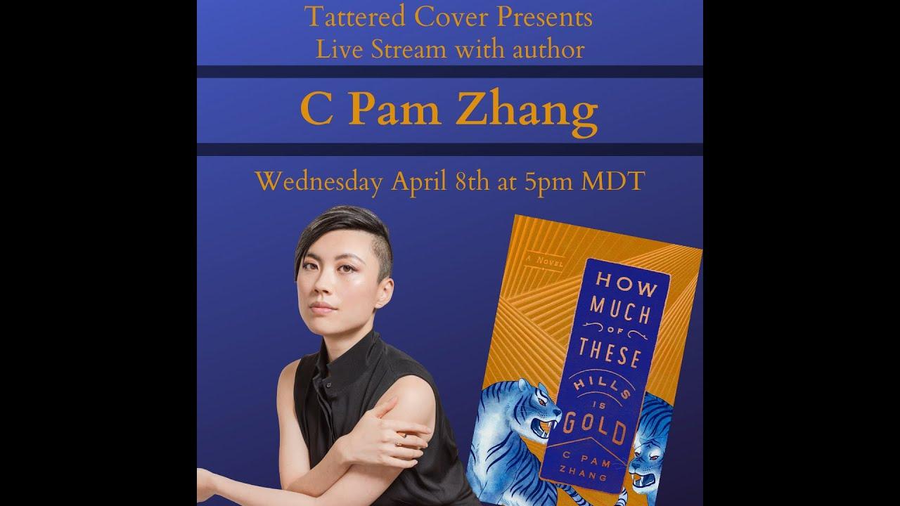 C Pam Zhang | TatteredCover