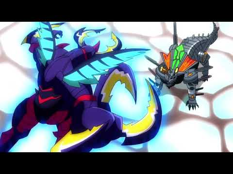 Vanguard G Z Amv: Arata Vs Gredora