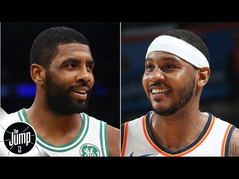 Video: Carmelo Anthony to the Nets: Would it make sense? | The Jump