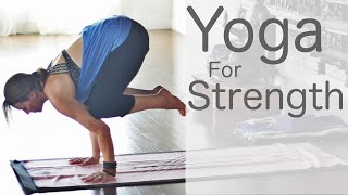 Video 35 Minute Yoga for Courage, Strength, Resilience With Fightmaster Yoga MP3, 3GP, MP4, WEBM, AVI, FLV Maret 2018