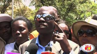 Kenyans demonstrate against police reforms