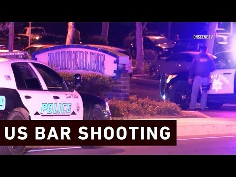 At least 12 dead in US bar shooting
