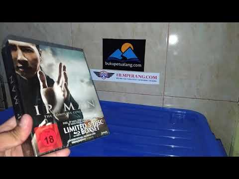 DIGIPAK IP MAN COMPLETE BOX SET  BLU-RAY UNBOXING REVIEW