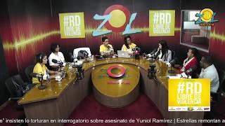 Francisco Leonardo comenta estadística sobre violencia contra los niños en América Latina