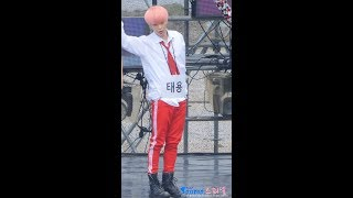 170722 NCT 127 Rehearsal Taeyong fancam - 0 mile by 스피넬 http://thestudio.kr.