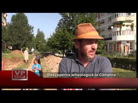 Descoperire arheologica la Campina