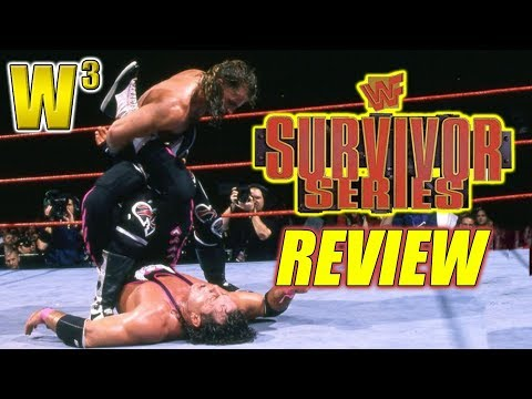 WWF Survivor Series 1997 Review | Wrestling With Wregret (видео)