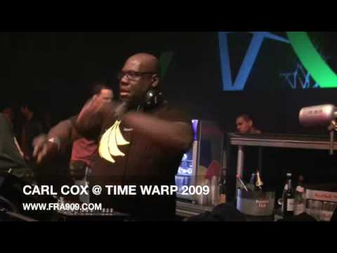 Cox - WWW.FRA909.COM CARL COX @ TIMEWARP 2009 http://www.cosmopop.biz.