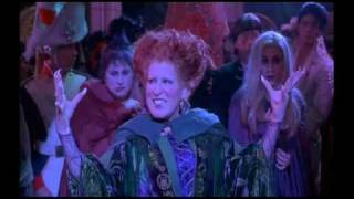 HOCUS POCUS (1993) http://www.youtube.com/group/forgottentreasures DIRECTED BY KENNY ORTEGA, STARRING BETTE ...