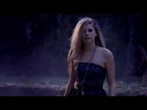 Avril Lavigne Forbidden Rose TV Commerical – OFFICIAL