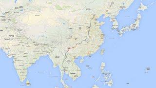 Zunyi China  city photos gallery : 2015 Driving from China to Thailand – Part 4: Zunyi to Yuxi