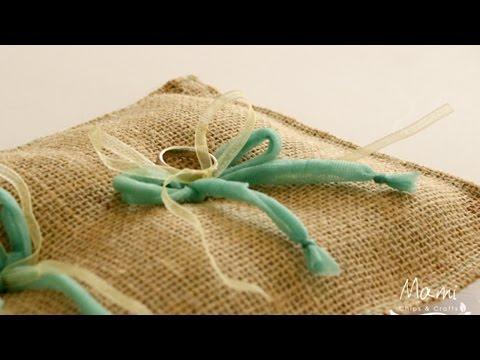 Crea un Cuscino Porta Fedi Shabby Chic - Fai da Te Creazioni - Guidecentral