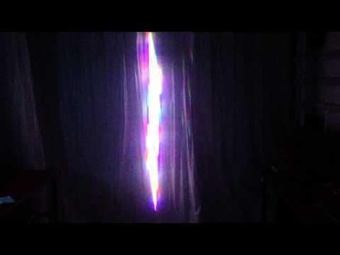 Đèn Laser trang trí 7 màu 3 phong cách 5 hiệu ứng độc đáo tuyệt đẹp