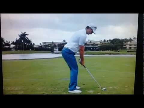 Justin Rose Swing Analysis Learn More About Golf