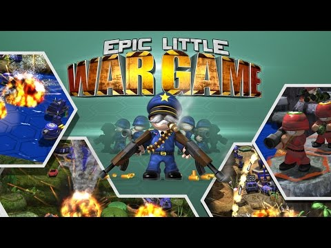 Epic Little War Game gameplay