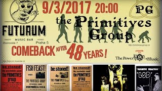 Video The PRIMITIVES Group - COMEBACK To Futurum 2017
