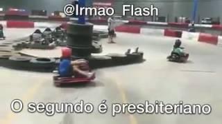 PENTECOSTAL NO PARQUE DE DIVERSÕES - Irmão FLASH
