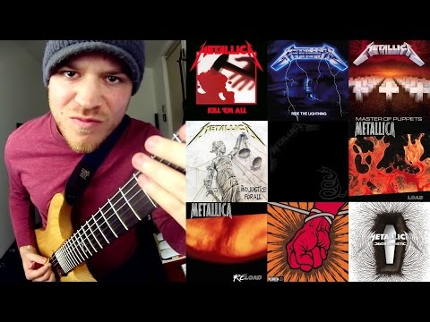 Musician Performs Every Metallica Song in 4