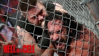 Nonton Seth Rollins Humbles Kevin Owens With A Ring Rattling Suplex  Wwe Hell In A Cell 2016 Film Subtitle Indonesia Streaming Movie Download