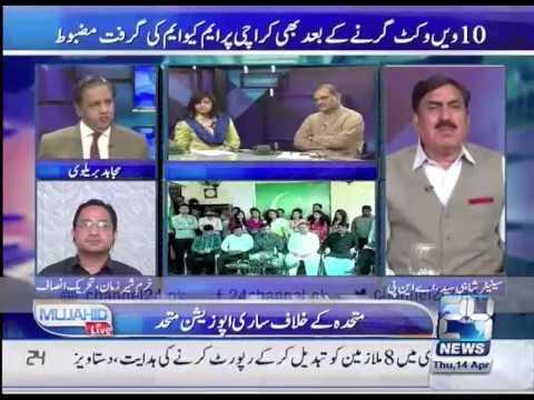 Mujahid Live 14th April 2016