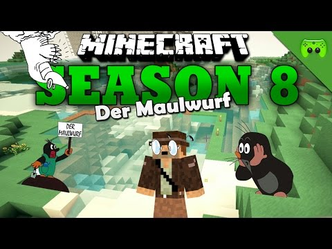 DER MAULWURF «» Minecraft Season 8 # 34 | HD