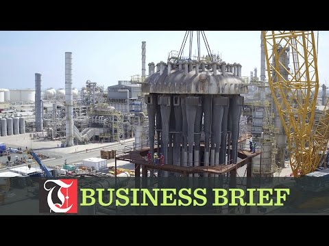Commercial operation of Sohar Refinery Improvement Project expected in 2017