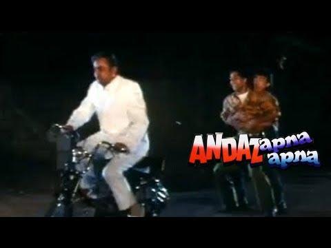 Video Paresh Rawal as Don - Andaz Apna Apna Best Comedy Scene download in MP3, 3GP, MP4, WEBM, AVI, FLV January 2017