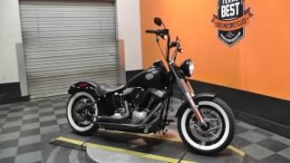9. 042106 - 2013 Harley Davidson Softail Slim FLS - Used motorcycles for sale