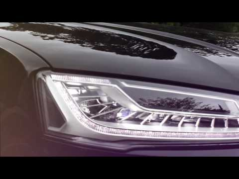 Audi S8 2016 VOSSEN WHEELS B2OMB