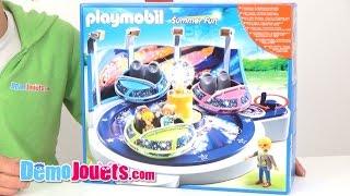 Video [JOUET] Playmobil 5554 manège lumineux Summer Fun - Démo Jouets MP3, 3GP, MP4, WEBM, AVI, FLV September 2017