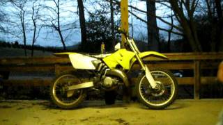 6. 2004 suzuki rm 125