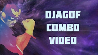 The Hero Appears – A Captain Falcon Combo Video ft. Djagof