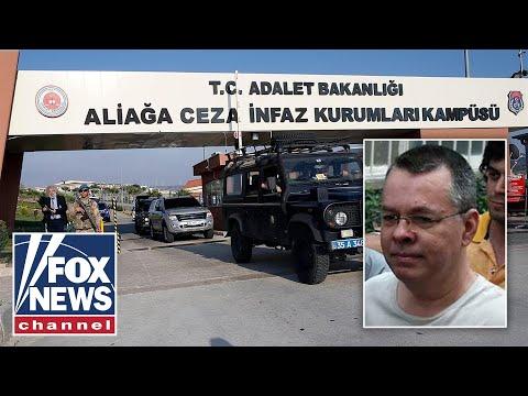 Lindsey Graham on US-Turkey relations after pastor's release