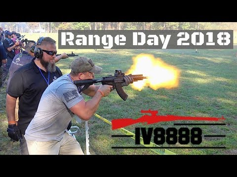 IV8888 Annual Range Day 2018 Highlights