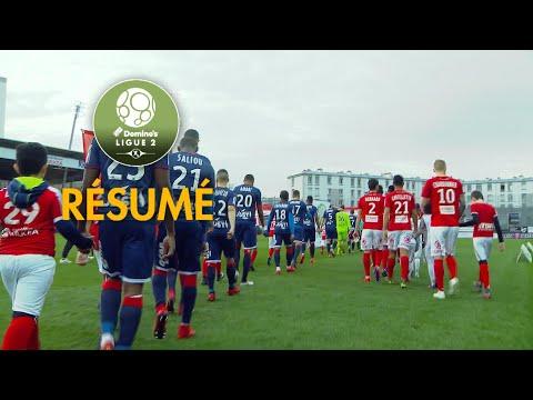 Stade Brestois 29 - Valenciennes FC ( 3-1 ) - Résumé - (BREST - VAFC) / 2017-18