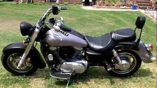 6. 2003 custom Kawasaki Vulcan 1600 Classic