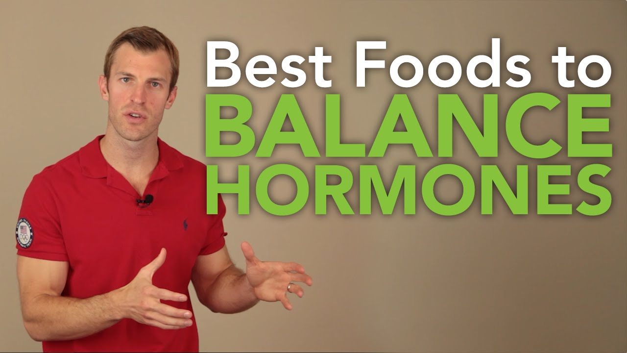 5 Foods to Balance Hormones Naturally
